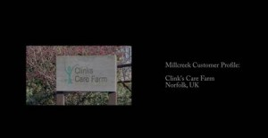 Millcreek Customer Profile: Doeke Dobma at Clink's Care Farm Video